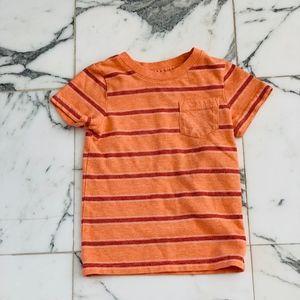👕 Boy's Cat & Jack Pocket T-Shirt Sz 3T 👕